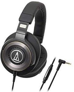 Audio Technica Solid Bass Over-Ear Headphones 1