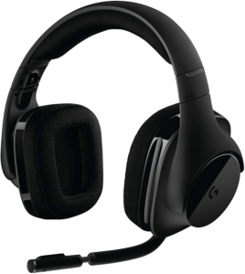 Logitech G533 Wireless Gaming Headset 1