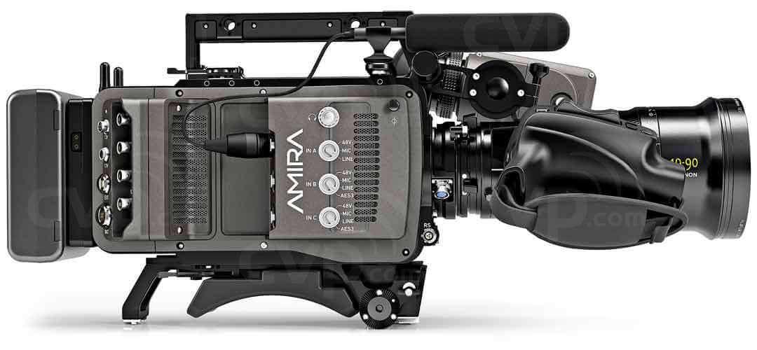 Professional-Grade Cameras