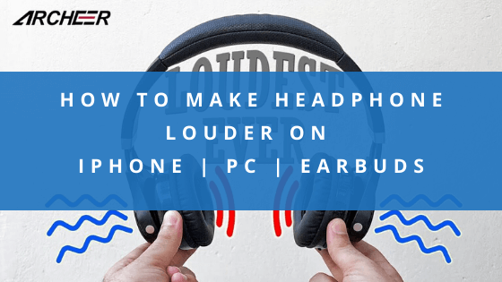 How To Make Headphone Louder On iPhone | PC | Earbuds