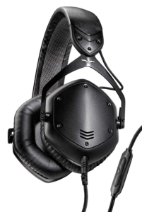 V-MODA Crossfade LP2 Over-Ear Noise-Isolating Metal Headphone