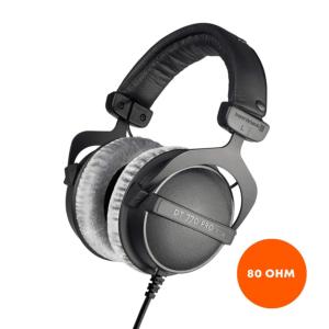 beyerdynamic DT 770 PRO 80 Ohm Over-Ear Studio Headphones