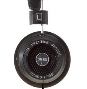 GRADO SR80e Prestige Series Wired Stereo Headphones