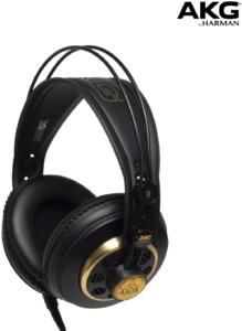 AKG Pro Audio K240 STUDIO vintage headphones