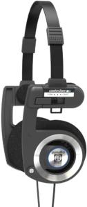 Koss Porta Pro Black vintage koss headphones