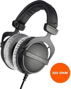 Beyerdynamic DT 770 Pro 250 Ohm - Best Mixing Headphones