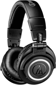 Audio-Technica ATH-M50xBT - Best Studio Headphones For Mixing